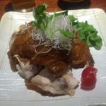 劉家荘 - 焼鶏 1人前