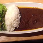 73995221 - 牛すじと野菜のカレープレート