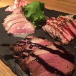 73996705 - 冷製肉の盛り合わせ