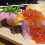 73999680 - 特製こぼれ寿司