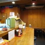 永田屋 - 店内の様子