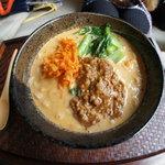 パーク サイド カフェ リアン - 担担麺