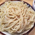 新橋 大勝軒 - 麺は(大)サイズ