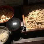 74000708 - 朝蕎麦定食