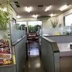 山田うどん - H29.9 店内風景