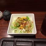 串揚処 十二ヶ月 - サラダ