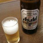 74002661 - 中瓶ビール 680円 2017年9月