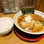 麺処 えぐち - ランチセット