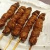 博多とりかわ 春 - 料理写真:カリカリとぷにぷにの割合8:2  一本150円も納得!