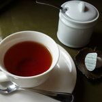 ポポラーレ - 紅茶 香りのよいアールグレイでした