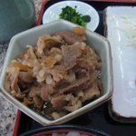 大番鮨 - すき焼き