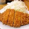 山家 - 料理写真:ロースかつ