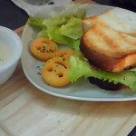 トライアングル - お日様サンド
