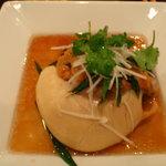 中国料理 杤 - 帆立のナンプラー風味