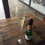 牡蠣祝 - スパークリングワイン