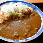 うちんく - 料理写真:カレーライス