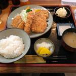 とんかつ 勝よし - 料理写真: