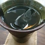 カフェ ファイミール - 冷たいゴーヤ茶