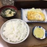 おふくろ - 卵焼定食