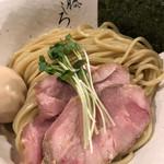 麺屋 藤しろ - 濃厚鶏白湯特製つけ麺