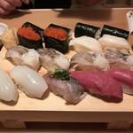 寿司居酒屋 や台ずし -