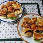 パン デ パルク - 料理写真:シェアして食べました