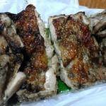 バンブーカフェ - 料理写真:もも肉