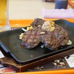 いきなりステーキ - 料理写真:ヒレ肉300g