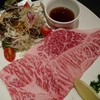 炭焼厨房みつわ - 料理写真:誕生日プレゼントのお肉 凄い⤴⤴