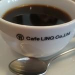 Cafe LINQ - (20171001)ブレンドコーヒー