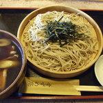 すずめ庵 - 料理写真:鴨南ざる