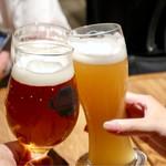 74031061 - クラフトビールで乾杯〜♪