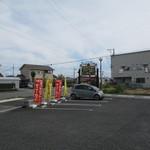 ビンディー - 外観2 駐車場