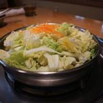 まつや - とり野菜 500円・豚野菜 550円
