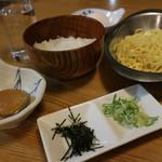 まつや - 雑炊セット(小) 200円