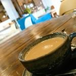 路のカフェ - ドリンク写真: