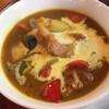 ポロシリ - 料理写真:スープカレー