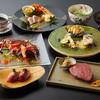 鉄板料理 花六 - 料理写真:感洛コース ~シェフ厳選特別コース~18,000円