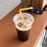 北欧の風 道の駅とうべつ - ドリンク写真:アイスコーヒー、300円です。