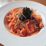 ピッコロ ピアット - 海の幸のトマトソース