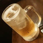 フルミチ  - 梅酒ソーダ割(350円)2017年9月