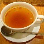 京の洋食工房 MOLLette - セットスープ