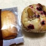 マクロビオティックキッチン gen - グルテンフリー マドレーヌ と 米粉のココナッツとパイナップルのマフィン