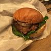 Edoハウス - 料理写真:エドハウスのハンバーガー