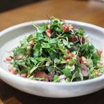 傳 - 料理写真:クリスピー鴨サラダ