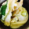 玉藻うどん - 料理写真:とり天ぶっかけうどん