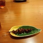 うなぎ 小椋 - 肝焼き