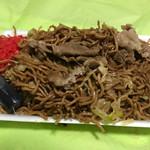 大福屋 - 料理写真:焼きそば 大盛 630円