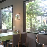 チャビーカフェ - 店内