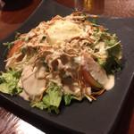 御食事処 歩成 - シーザーサラダ